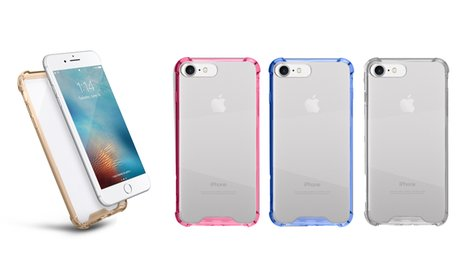 Surgit Shockproof Shell Case for iPhone 7 and 7 Plus