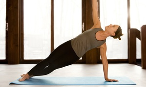 River's Edge Yoga: 10 or 20 Yoga Classes at River's Edge Yoga (Up to 68% Off)
