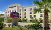 SpringHill Suites by Marriott Jacksonville Airport - Jacksonville North Estates: $84 for a One-Night Stay for Four with Breakfast at SpringHill Suites Jacksonville Airport (Up to $139 Value)