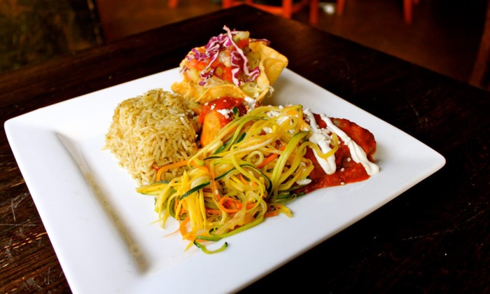 Yucatan Taco Stand - Downtown Oklahoma City: $13 for $25 Worth of Mexican Food for Lunch at Yucatan Taco Stand