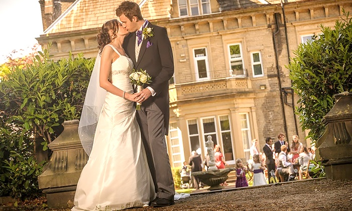 Manor House Wedding Package