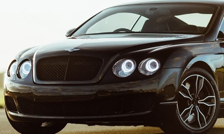 Bentley Continental Experience