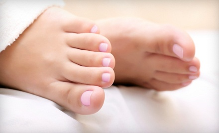 Laser Toenail-Fungus-Removal Treatment for One Foot (a $900 value) - Howard S. Ortman, DPM at Mt. Tam Foot & Ankle in San Rafael