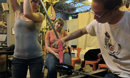 Blow-Your-Own-Glass Project at Rainier Glass Studio (Up to 45% Off). Four Options Available.