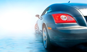American Smog Check Center: $20 for a Smog Check for One Vehicle at American Smog Check Center ($61 Value)