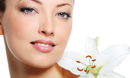 Mini-Facial with Microdermabrasion or SKN Spin Dermaroll Treatment at HM Day Spa (Up to 51% Off)