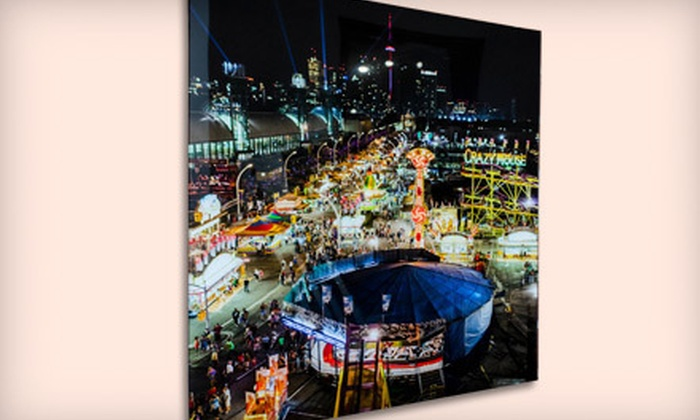 """44 Wide: $59 for a Custom 16""""x20"""" Face-Mounted Acrylic Photo Print from 44 Wide ($190 Value)"""