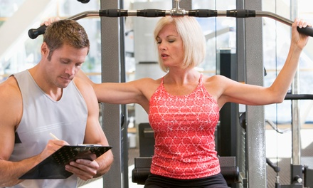 One-Month Gym Membership for One or Two at Snap Fitness (Up to 56% Off)