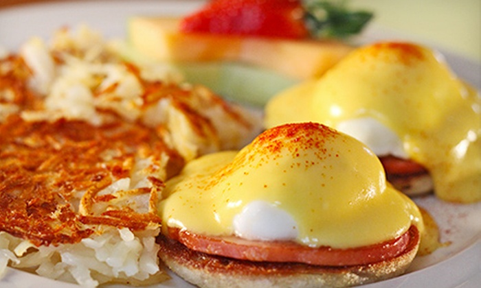 Pancake Cafe - Multiple Locations: $11 for $20 Worth of Breakfast, Lunch, and Dinner at Pancake Cafe