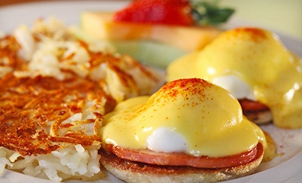 $11 for $20 Worth of Breakfast, Lunch, and Dinner at Pancake Cafe