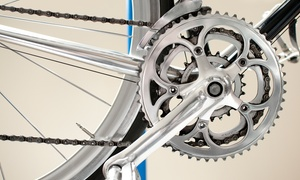 Bullseye Powder Coating : Bike Refinishing with Rims, Frame, or Package at Bullseye Powder Coating (Up to 53% Off)