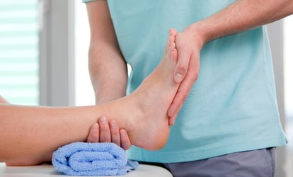 Foot Assessment with Personalised Orthotic Insoles at Holistic Healthcare Clinics (68% Off)