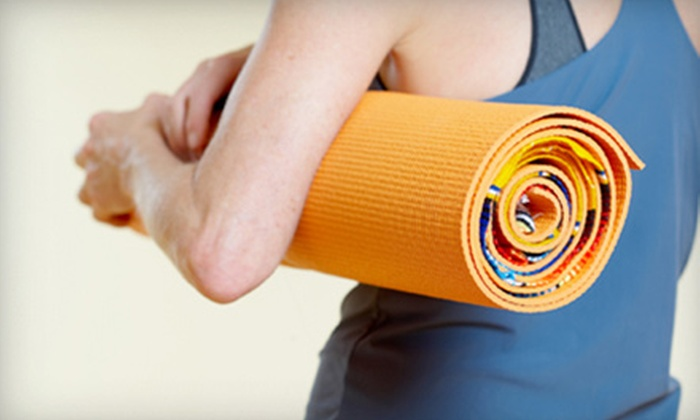 New England FastFit - Preston: 10 Kickboxing, Yoga, or Boot-Camp Classes at New England FastFit (Up to 69% Off)