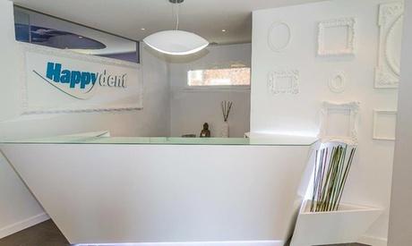 Férula de descarga rígida o Michigan con limpieza bucal desde 49,95 € en Clínica Dental Happydent Oferta en Groupon