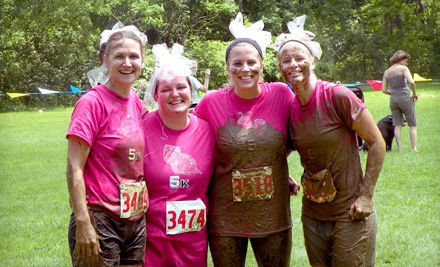 Tawasentha Mud Mania on Sat., June 16: 1 Adult Race Entry (a $35 value) - Tawasentha Mud Mania in Guilderland