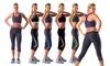 Zuzuzen Sports Bras and Tight-Fit Capris: Zuzuzen Sports Bras and Yoga Tight-Fit Capris from $12.99–$17.99
