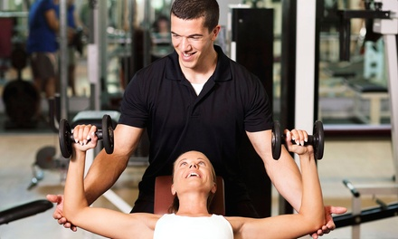 Two-Month Membership or One Month of Unlimited Personal-Training & Gym Use at Anytime Fitness (Up to 90% Off)