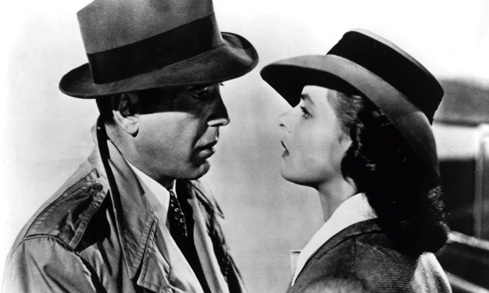 """""""Love on the Big Screen—Casablanca"""" - Las Vegas: Las Vegas Philharmonic's """"Love on the Big Screen—Casablanca"""" the film on Saturday, February 15 (Up to 59% Off)"""