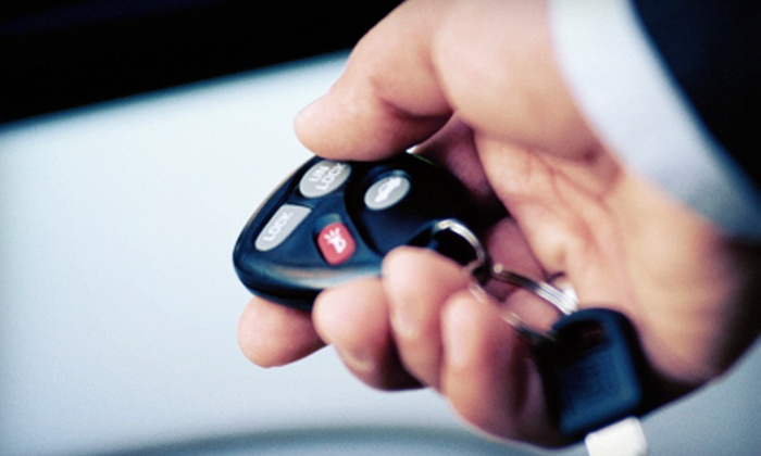 Midwest Auto Customs - Minneapolis: $145 for Keyless Remote Car Starter with Installation at Midwest Auto Customs ($359 Value)