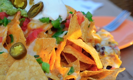 Texas Steaks and Mexican Food and Drinks at Ranchero Cantina (Up to 50% Off)
