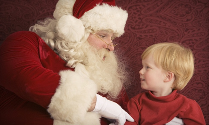 Promote Idaho - Northwest: $11 for a Treasure Valley Christmas Expo Outing for Four with Pictures with Santa from Promote Idaho ($22 Value)