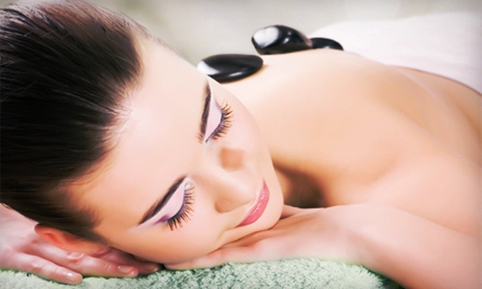 Tameisha at CR Fitness & Spa - North Ridge: One-Hour Massage with Optional Facial and Body Wrap from Tameisha at CR Fitness & Spa (Up to 56% Off)