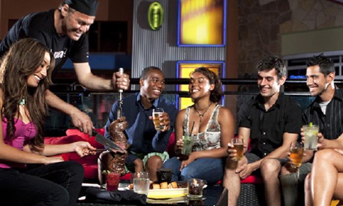 Samba Brazilian Steakhouse - Universal City: Brazilian Gaucho Dinner for Two or Four at Samba Brazilian Steakhouse (Up to 45% Off). Four Options Available.