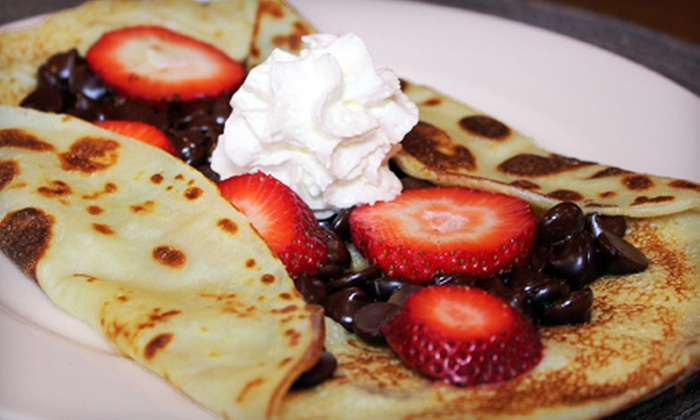 La Petite France - West Hartford: $249 for a Two-Hour Crepe-Cart Rental for Up to 20 from La Petite France ($550 Value)