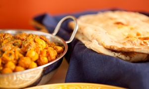 Taste Of India: Indian Food for Dine-In or Take-Out at Taste Of India (40% Off)