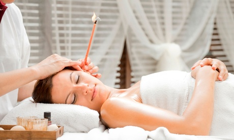 One or Three Ear Candling Sessions at Katicas Skin Care (Up to 70% Off)