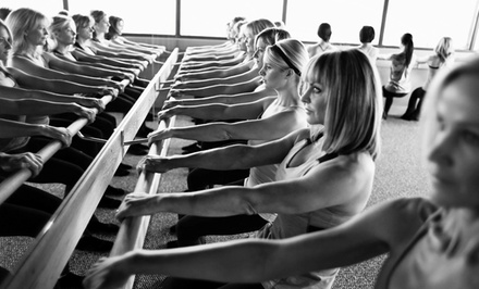 $39.99 for Two Weeks of Unlimited Classes at Pure Barre Savannah ($97.50 Value)