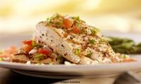 Menu di pesce con calice o bottiglia di vino per 2 persone al ristorante La Fontanella di Bracciano (sconto fino a 55%)