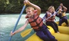 Smokey Mountain River adventures. - Barkers Creek: Rafting for One Adult and One Child, or Two Adults and Two Children at Rafting With My Kids in Whittier (Up to 51% Off)