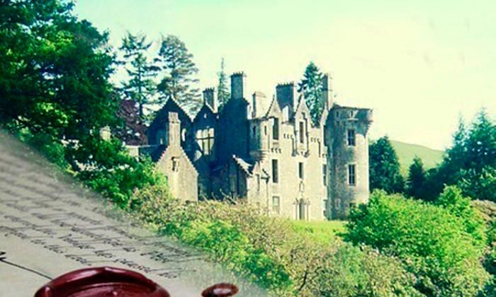Dunans Castle: Lordin tai Ladyn arvonimi sekä pala maata Skotlannista alk. vain 16,90€