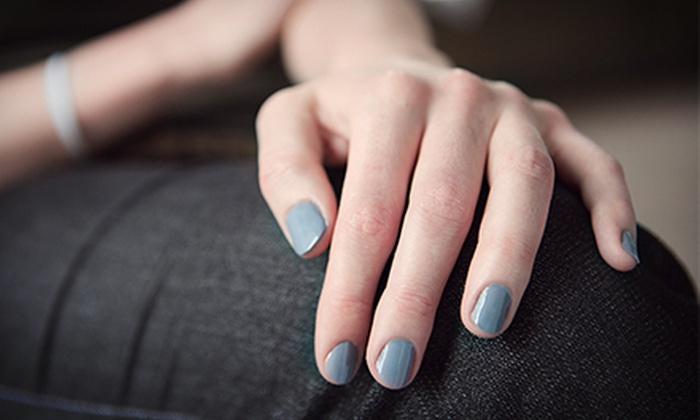 Nails La La - Tallahassee: Gel Manicure with Optional Spa Pedicure or Two Groupons, Each Good for One Mani-Pedi at Nails La La (Up to 51% Off)