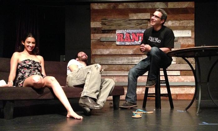 Anthony Gilardi Acting Studio - Hollywood: $225 for a 10-Week Beginner Acting Course from Anthony Gilardi Acting Studio ($500 Value)