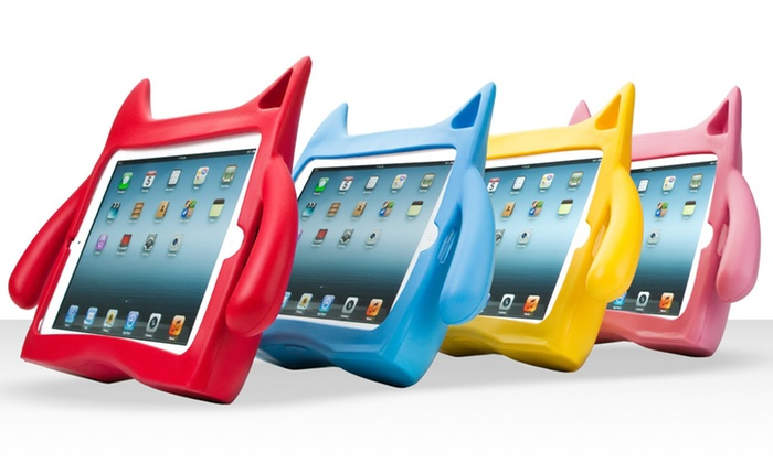 iPadding Kid's iPad Case: $21.99 for an iPadding Kid's iPad Case ($37.99 List Price). Multiple Colors Available. Free Shipping and Returns.