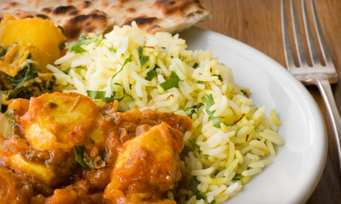 Tandoori Garden - The Colony: $12 for $25 Worth of Indian Food at Tandoori Garden in Anaheim
