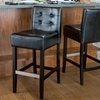 Gregory Tufted Barstools (Set of 2)