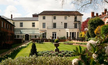 Royal Afternoon Tea for Two or Four at The Winchester Royal Hotel (35% Off)