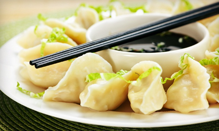 Zen Dumpling - Watsonville: Chinese Cuisine at Zen Dumpling (Up to 52% Off). Two Options Available.