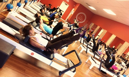 $29 for 8 Pilates Classes at The Pilates Room Studios ($120 Value)
