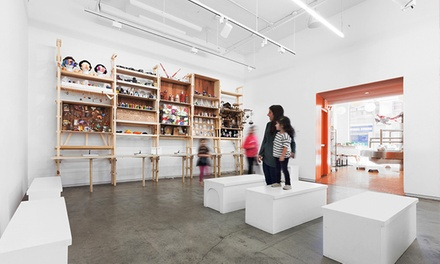 Admission for Two or Four to Children's Museum of the Arts (Up to 50% Off)