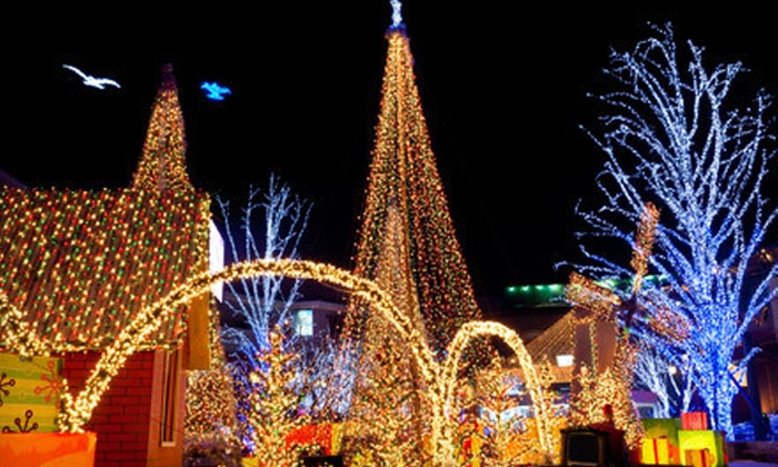 Sparkle Clean - Spokane: Holiday-Light Installation and Removal from Sparkle Clean (Up to 58% Off). Three Options Available.
