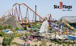 Six Flags Great America — 43% Off at Six Flags Great America, plus 9.0% Cash Back from Ebates.