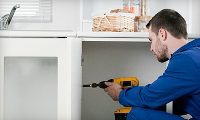 Herndon Painting Service - Northern Gate Office Prk Condo: Two, Four, or Eight Hours of Handyman Services from Herndon Painting Service (Up to 60% Off)