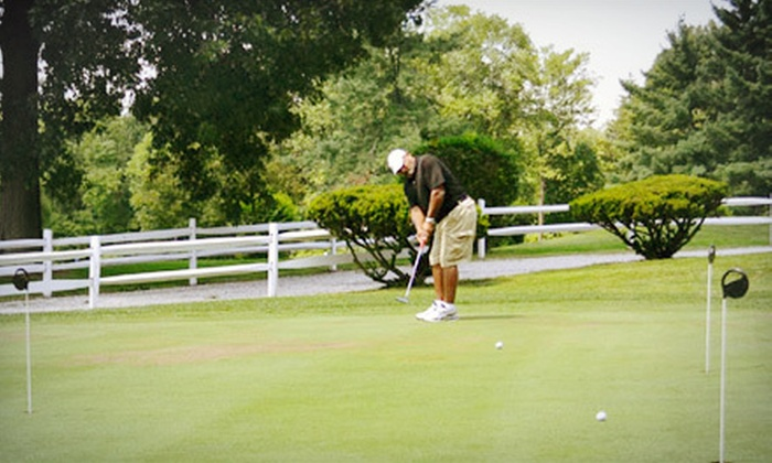 Stonybrook Golf Club - Hopewell: 18-Hole Round of Golf for Two or Four with Cart Rental at Stonybrook Golf Club (Up to 62% Off)
