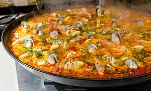 Tasca Taramundi: Menú para 2 o 4 con entrante, principal, bebida y postre desde 24,90 € en Tasca Taramund