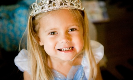 $75 for Princess Party at Princess Party Room ($150 Value)