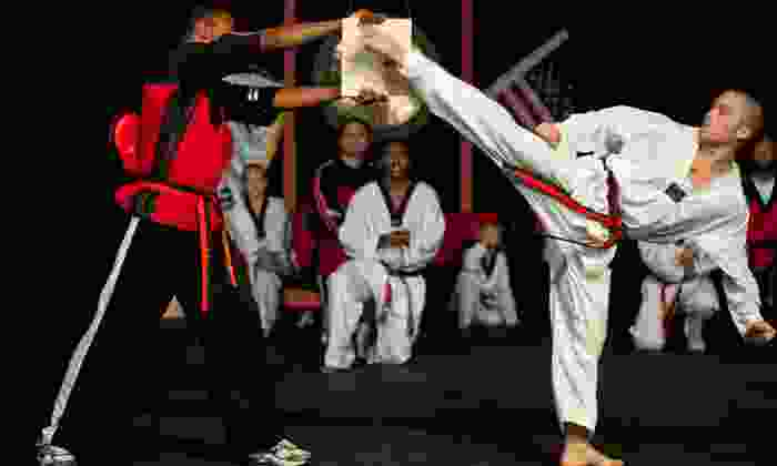 Lee's Martial Arts - Lynnwood: $67 for $150 Worth of Martial Arts at Lee's Martial Arts